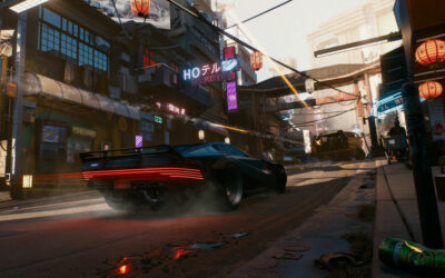 Accessibility Game Review – Cyberpunk 2077