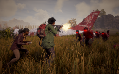 Accessibility Game Review – State of Decay 2