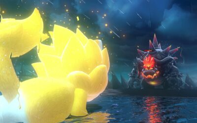 Accessibility Game Review – Super Mario 3D World + Bowser's Fury
