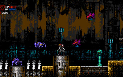 Accessibility Game Review – Cyber Shadow