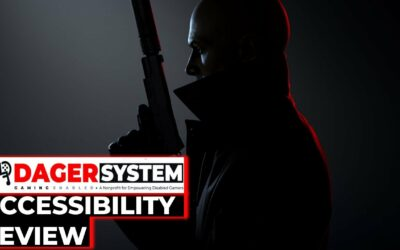 VIDEO – Accessibility Game Review – Hitman 3