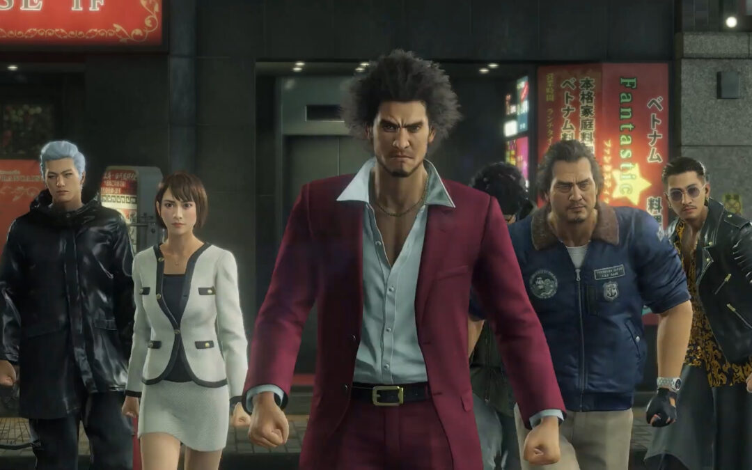 Accessibility Game Review – Yakuza: Like a Dragon