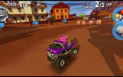 Accessibility Game Review – Beach Buggy Racing 2