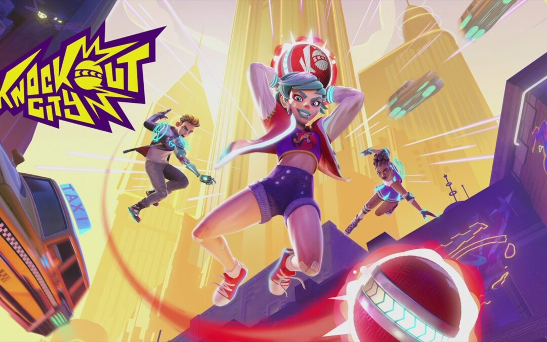 Accessibility Game Review – Knockout City