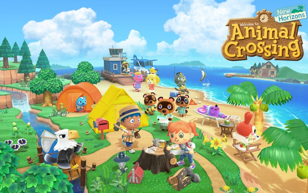 2020 Diamond Award Nominee – Animal Crossing: New Horizons