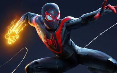 2020 Diamond Award Nominee – Spider-Man Miles Morales
