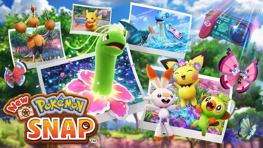 Accessibility Game Review – New Pokémon Snap