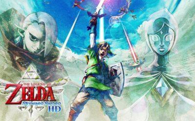Accessibility Update – The Legend of Zelda: Skyward Sword HD