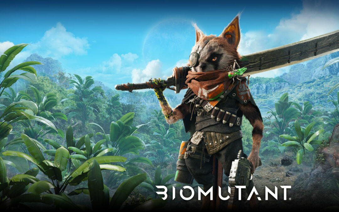Accessibility Game Review – Biomutant