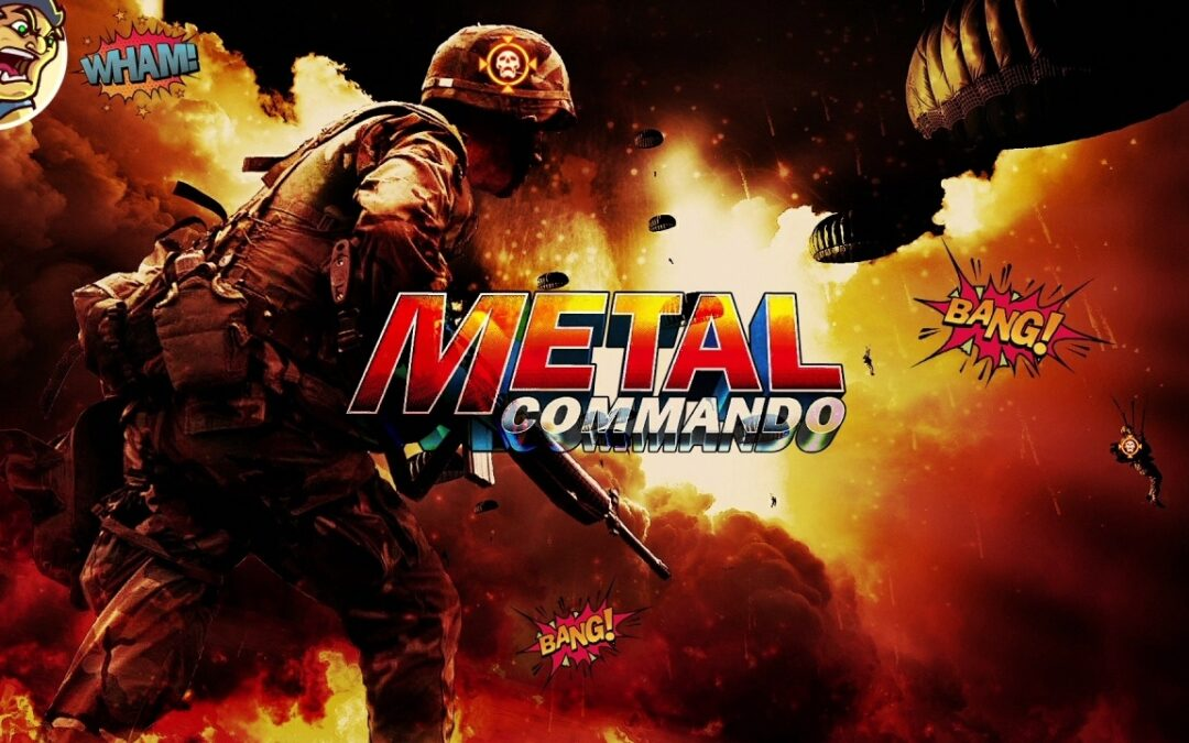 Accessibility Game Review – Metal Commando